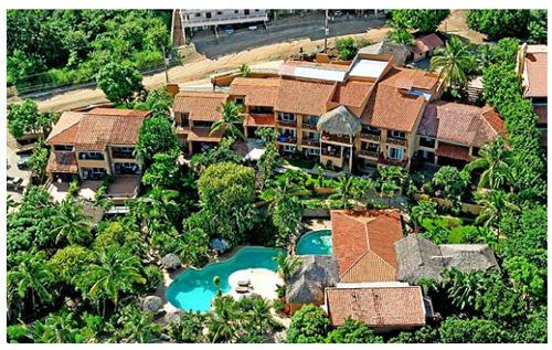 Hotel el jardin del eden hotel in costa rica for Jardin del eden