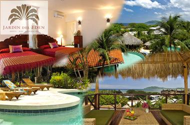 Hotel el jardin del eden hotel in costa rica for El jardin del eden