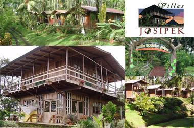 Lodge y jardin botanico josipek hotel in costa rica for Hotel jardin botanico
