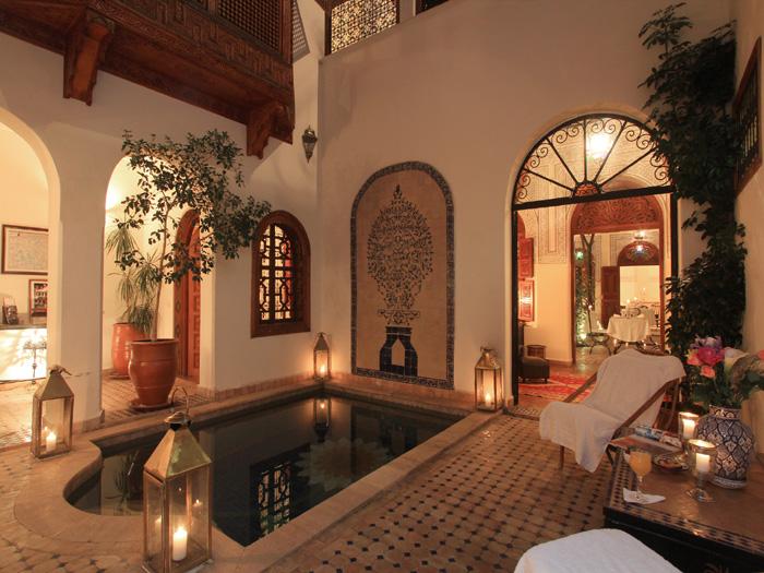 riad daria marrakech, hotel in marokko, Innenarchitektur ideen
